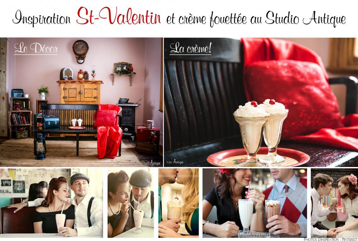 Moodboard St-Valentin - Studio Antique